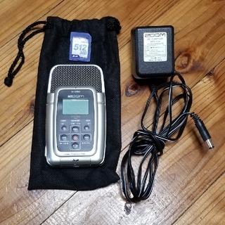 Zoom - ZOOM ハンディレコーダー H2