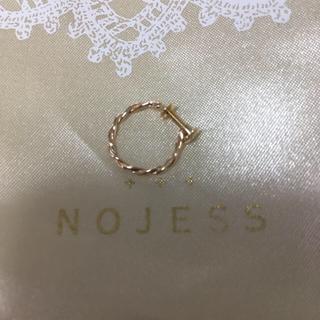 ノジェス(NOJESS)のノジェス  K18/K10 イヤリング 片方のみ(イヤリング)