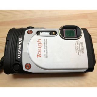 オリンパス(OLYMPUS)のOLYMPUS Tough TG-860(コンパクトデジタルカメラ)