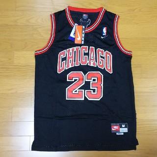 NIKE - NBA シカゴブルズ マイケルジョーダン ユニフォーム ゲームシャツ Mサイズ