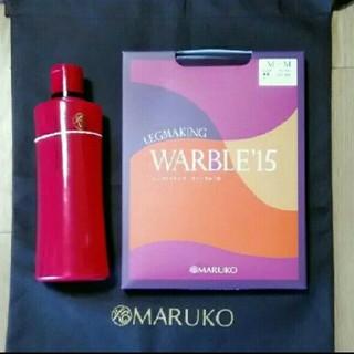 MARUKO - マルコ 洗剤 タイツ