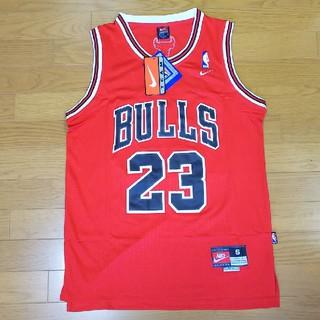 NIKE - Sサイズ シカゴブルズ ユニフォーム マイケルジョーダン ゲームシャツ NBA