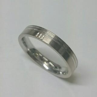 エルメス(Hermes)のエルメス HERMES リング K18WG アリアンス 指輪 新品仕上げ(リング(指輪))