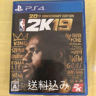 PlayStation4 - 【送料込み】NBA 2K19
