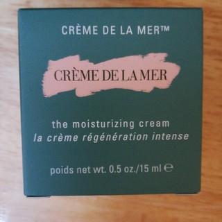 ドゥラメール(DE LA MER)のクレームドゥ・ラ・メール モイスチャークレーム サンプル付(フェイスクリーム)