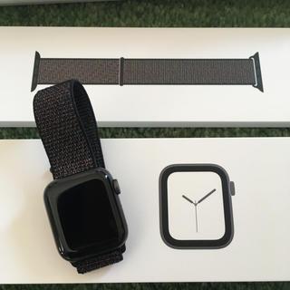 Apple Watch - Apple Watch series4 GPS+CEL 40mm