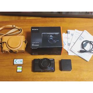 SONY - ソニー デジカメ SONY Cyber-shot DSC-RX100M3