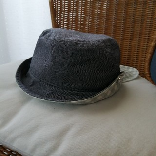 a43f7575a42a1 コンビミニ(Combi mini)のCombi mini 帽子つば付き 48cm(帽子)