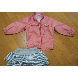 ファミリア(familiar)のファミリア 上着とスカート(ジャケット/上着)