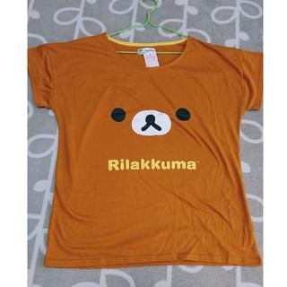 しまむら - リラックマ Tシャツ Lサイズ