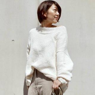 ドゥーズィエムクラス(DEUXIEME CLASSE)のDeuxieme Classe☆LAUREN MANOOGIAN プルオーバー(ニット/セーター)