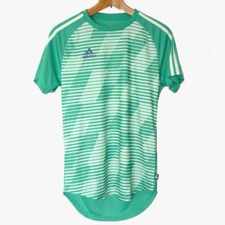 アディダス(adidas)の新品XO★大きいサイズ★アディダス 緑TANGO CAGEプラクティスT(Tシャツ/カットソー(半袖/袖なし))