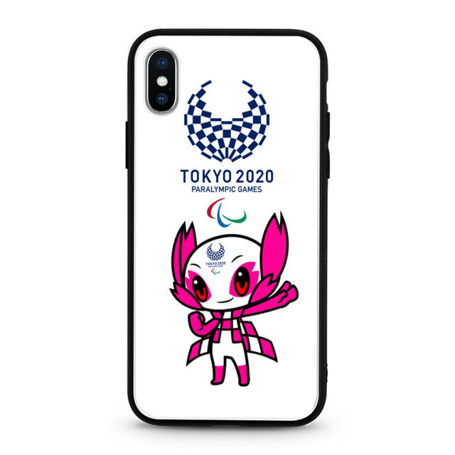 iPhone X/Xs, Xr, Xsmax ケース Tokyo Paralymの通販 by PKĐ Shop|ラクマ