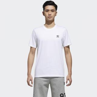 アディダス(adidas)のTシャツ 白(Tシャツ/カットソー(半袖/袖なし))