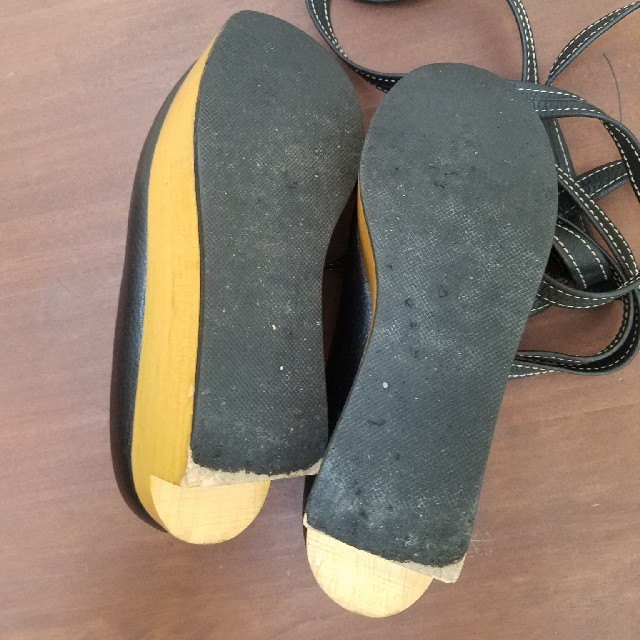 Vivienne Westwood(ヴィヴィアンウエストウッド)のVivienne Westwood ロッキンホースバレリーナ ブラック 23㎝ レディースの靴/シューズ(その他)の商品写真