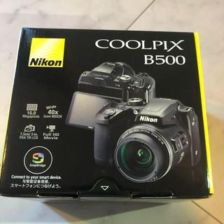 Nikon - ニコン B500BK デジタルカメラ COOLPIX