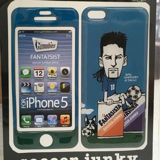 ギズモビーズ(Gizmobies)のiPhoneSEケース Gizmobies 〈サッカージャンキー〉ギズモビーズ(iPhoneケース)