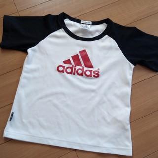 アディダス(adidas)のadidas★CLIMALITE Tシャツ120(Tシャツ/カットソー)