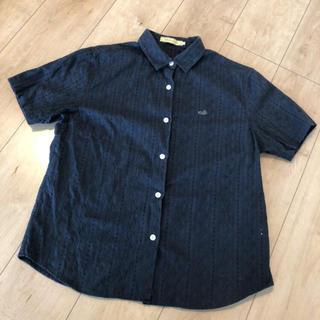 081cc14b9914 クロコダイル(Crocodile)のクロコダイル 半袖シャツ Lサイズ 値下げ!(シャツ/ブラウス