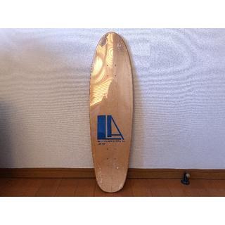 ステューシー(STUSSY)の未使用) STUSSY x Michael Leon Wネーム スケートボード(スケートボード)