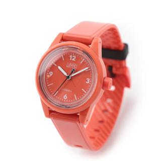 Russet - 明日値上げ!今だけ特価 ラシット ラフウォッチ 時計 オレンジ