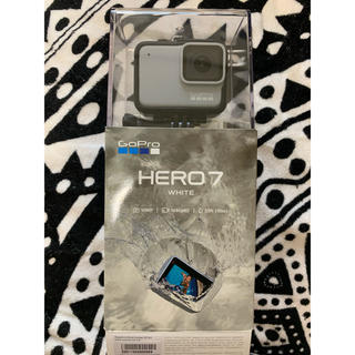 GoPro - GoPro Hero7 White 美品