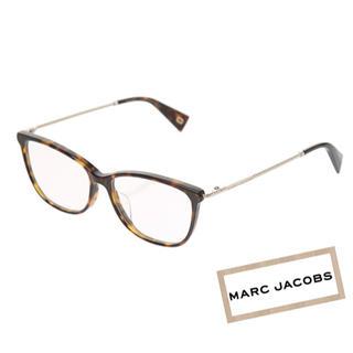 マークジェイコブス(MARC JACOBS)のMARC JACOBS/メタルツイスト オプチカル スクエア サングラス(サングラス/メガネ)
