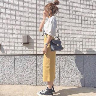 フィフス(fifth)の【新品・タグ付】カラースカートセットアップ  (セット/コーデ)