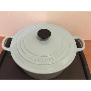 ルクルーゼ(LE CREUSET)のル・クルーゼ  22cm(鍋/フライパン)