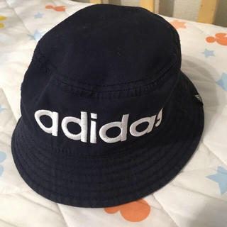 アディダス(adidas)のadidas ハット52cm(帽子)