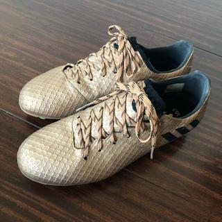 アディダス(adidas)のサッカースパイク24.5   アディダス(シューズ)