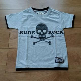 シマムラ(しまむら)の【新品】スカル Tシャツ サイズ : 110(Tシャツ/カットソー)