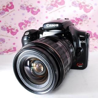 Canon - ❤️お買い得♪Wi-Fiに変更OK❤️ CANON キャノン EOS kiss