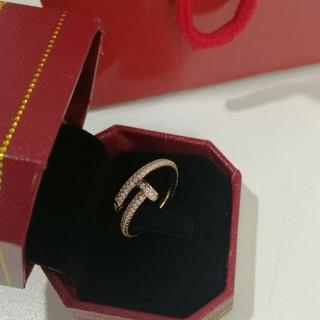 カルティエ(Cartier)の美品★上品★Cartier 指輪 ゴールド  リング(リング(指輪))