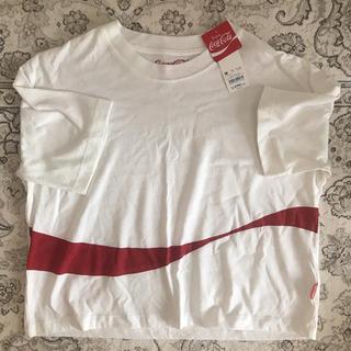 GU - GU コカ・コーラTシャツ