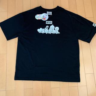 シマムラ(しまむら)のBT21 Tシャツ M(Tシャツ(半袖/袖なし))