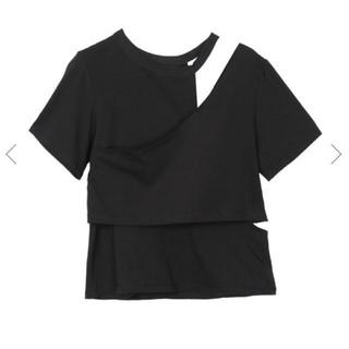 アメリヴィンテージ(Ameri VINTAGE)の新品 アメリ MY ELABORATE TEE  (Tシャツ(半袖/袖なし))