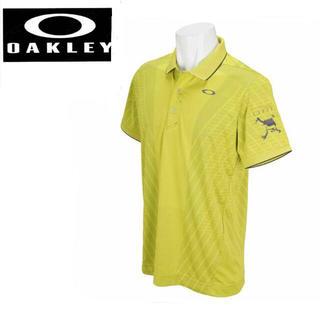 Oakley - 定価14040円 新品 オークリー   スカル ポロシャツ M