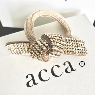 acca - 定価23760円 ゴム新品 ♡ acca ♡ 定番 リボンゴム オードリー