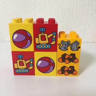 Lego - レゴ デュプロ   プリントブロック