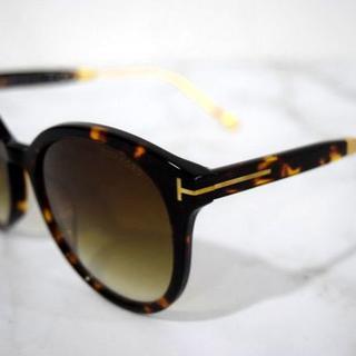鼈甲 TOM FORD トムフォード 0642 サングラス 眼鏡