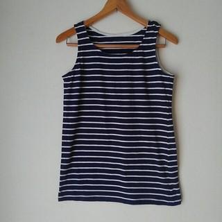 スタディオクリップ(STUDIO CLIP)のノースリーブ Tシャツ(Tシャツ(半袖/袖なし))