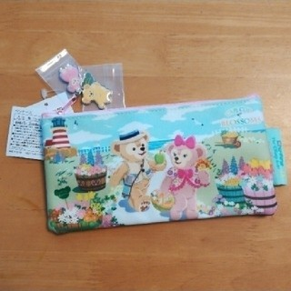 Disney - 【匿名配送】スプリングボヤッジ ペンケース