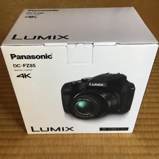 パナソニック(Panasonic)の【新品未開封・保証有】3台 パナソニック LUMIX DC-FZ85 カメラ(デジタル一眼)