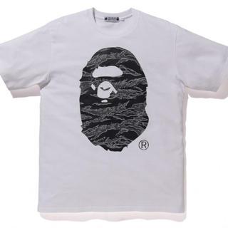 アベイシングエイプ(A BATHING APE)のA BATHING APE UNDEFEATED TIMBERLAND TEE(Tシャツ/カットソー(半袖/袖なし))