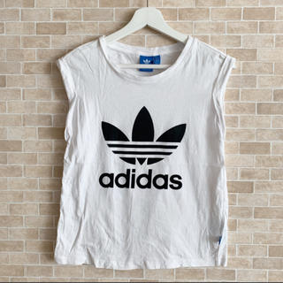adidas - adidas タンクトップ