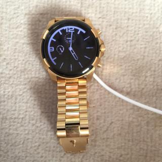 ディーゼル(DIESEL)の時計 メンズ(腕時計(デジタル))