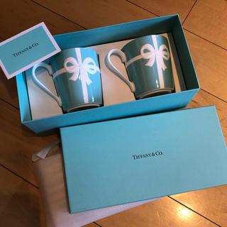 Tiffany & Co. - ティファニー ペア マグカップ