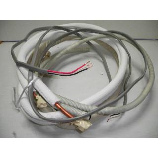 ●エアコン配管 銅菅 配線 ドレンホース●1-02263