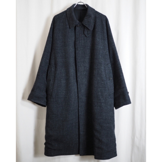SUNSEA - URU BALMACAAN COAT バルマカーン コート 18aw
